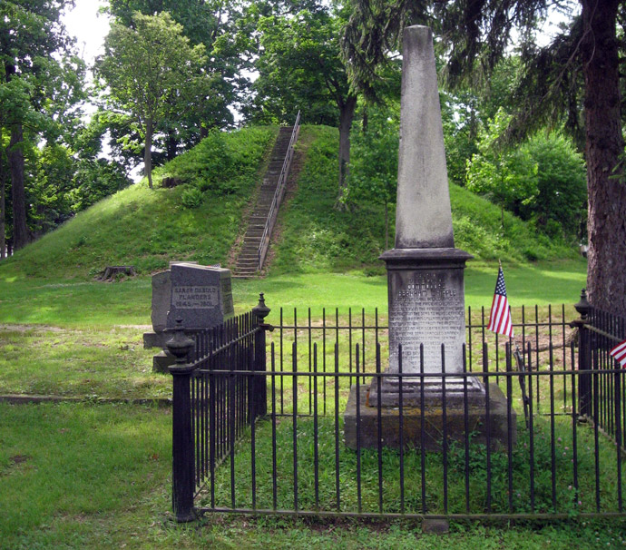 Cemetery Tours — Symbolism at Mound: Hidden in Plain Sight