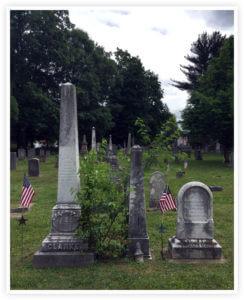 Melvin Clarke Tombstone