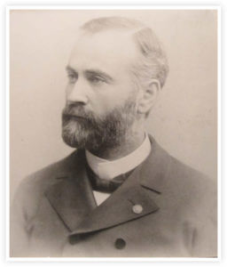 Theodore Davis Businessman