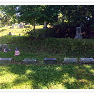 Oak Grove Cemetery Davis Plot