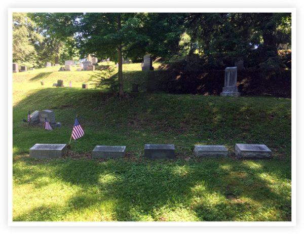 Oak Grove Cemetery Davis Plot