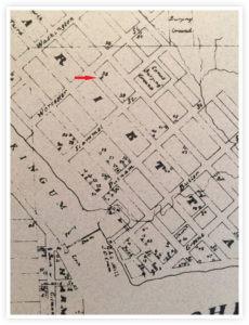 Nathaniel Clark Residence Atlas 1845