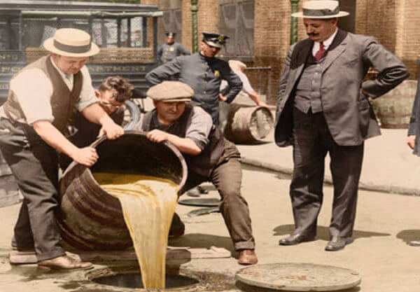 """History on Trial: The Prohibition Cases of """"Dry"""" Marietta"""