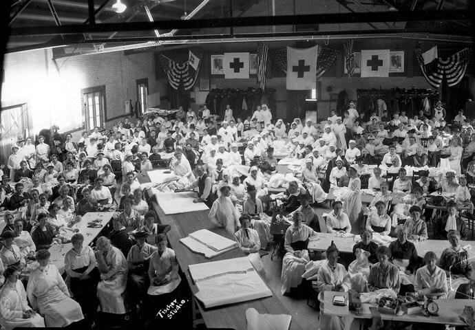 Third Thursday Talk: Marietta's Home Front in WWI