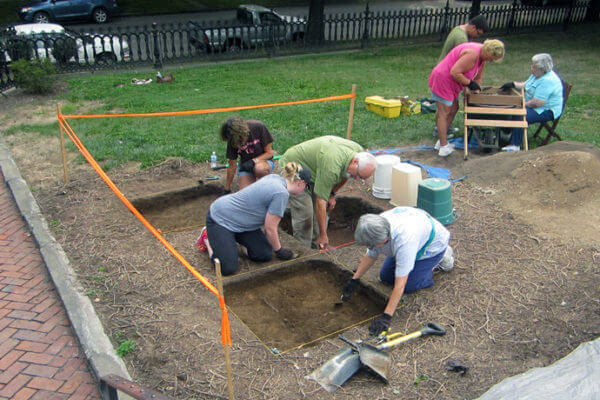 Archaeology Field School