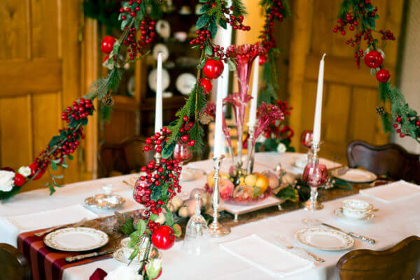 Christmas Tea & Tour