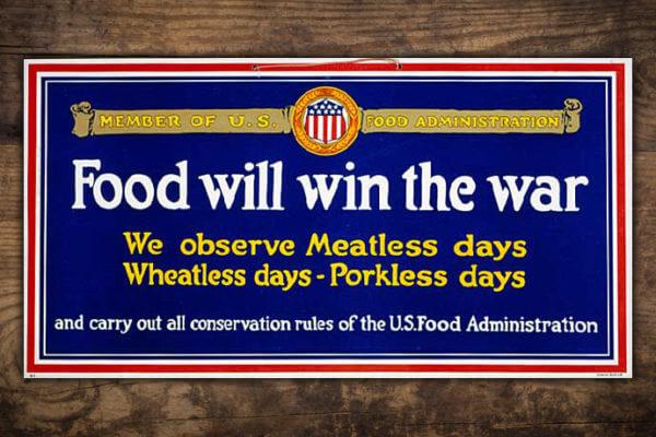 Food History: Warfare