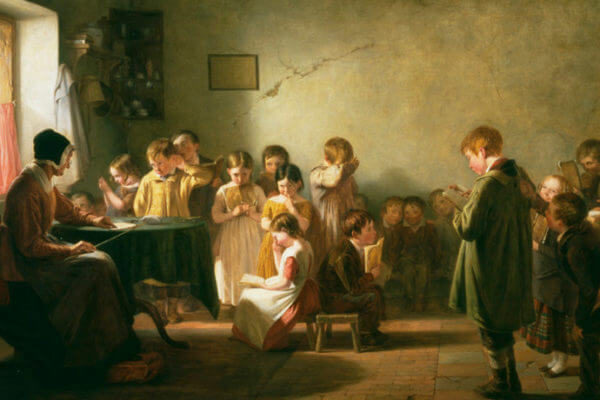 History Camp: Early Foundations (1800–1820s)