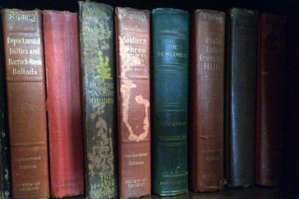 Third Thursday Talk: Discoveries in The Castle Library