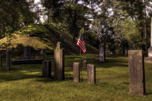 Cemetery Tours: Symbolism at Mound — Hidden in Plain Sight